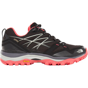 The North Face Hedgehog Fastpack GTX Chaussures Femme, tnf black/atomic pink